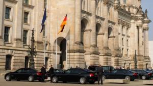 Bundestags-Fahrbereitschaft droht die Pleite