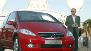 Mercedes ruft Jahresproduktion der A- und B-Klasse zurück
