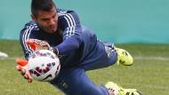 Manchester United verpflichtet Romero