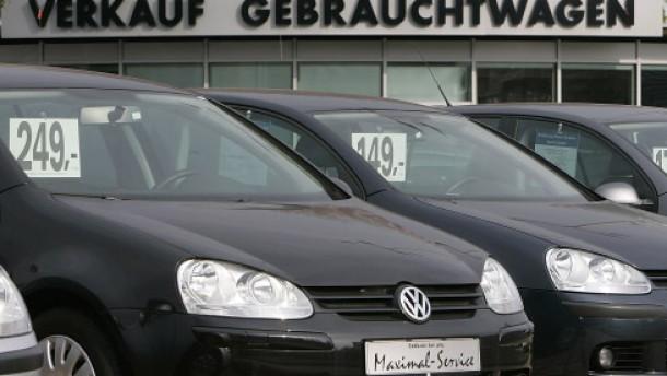 BGH stärkt Rechte von Gebrauchtwagenkäufern