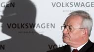Strafermittlungen gegen Ex-VW-Chef Winterkorn