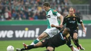 Piplica entnervt Werder