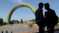Schwule und Lesben haben kein Bock auf Kiew