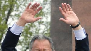 Gestürzter Präsident Bakijew angeklagt