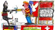 Doch kein Charlie-Hebdo-Wagen im Rosenmontagszug