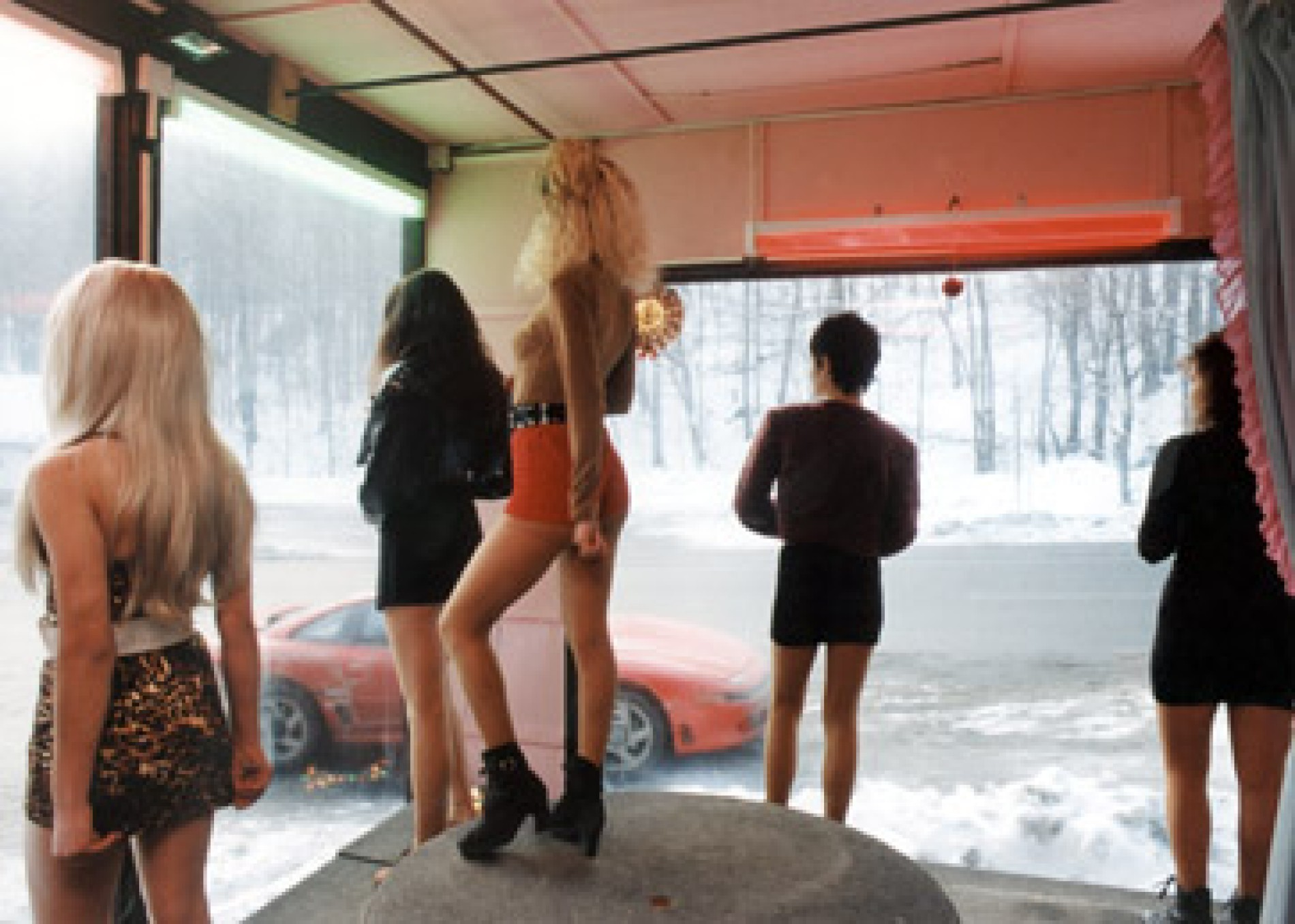 Grenze prostituierte tschechische Deutschland drumherum