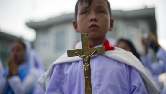 Katholiken in Myanmar kämpfen für Religionsfreiheit