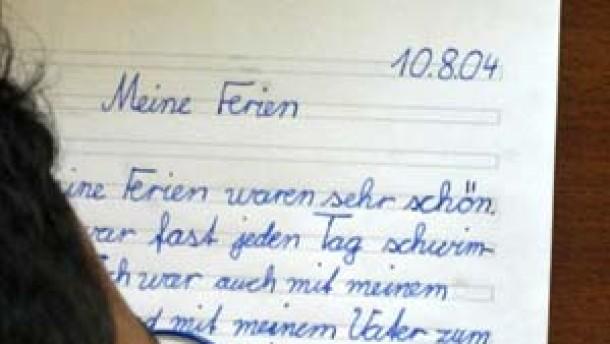 Merkel will mehr Ganztagsschulen