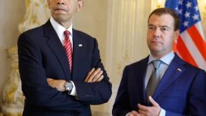 Russland kritisiert Zusatz zum Start-Vertrag