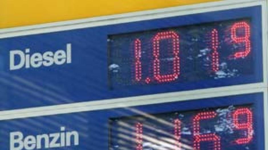 Ein Ende des Ölpreisanstiegs ist nicht absehbar