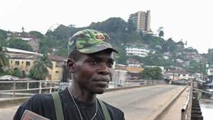 Nigerianische Friedenstruppen sollen Mittwoch in Liberia eintreffen