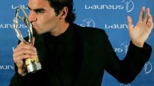 Federer zum Weltsportler gekürt