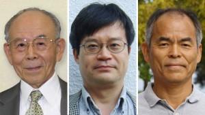 Nobelpreis für Erfinder der LEDs