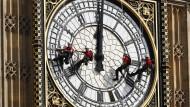 Reparatur der Big Ben-Uhr könnte Millionen kosten