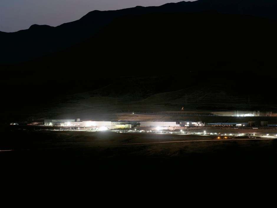 Air Force Flight Test Center #2, Groom Lake, Nevada (2008)