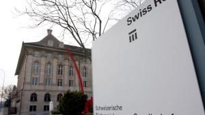 Swiss Re streicht jede zehnte Stelle