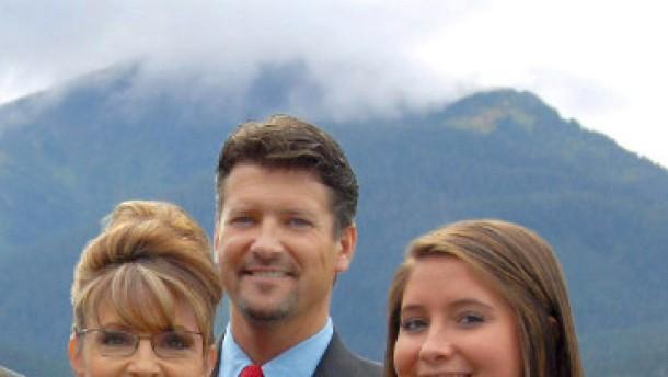 Sarah Palin ist Oma