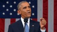 Obama: Raus aus der Krise