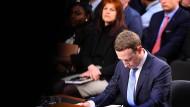 Offizielle Entschuldigung Zuckerbergs