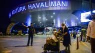 Selbstmordanschlag auf Istanbuler Flughafen