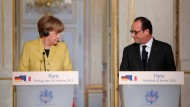 Merkel: OSZE-Beobachter müssen Zugang in der Ostukraine bekommen