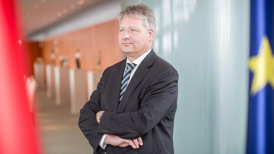 Bruno Kahl löst Gerhard Schindler als BND-Chef ab