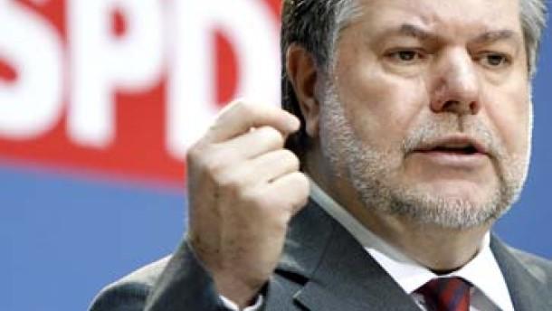 SPD verschärft Kritik an Amerika