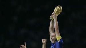 Augenblicke der Weltmeisterschaft