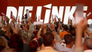 Linke weiter unter Beobachtung - Partei: Verfassungsbruch