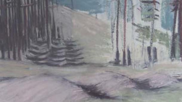 Mit Block und Bleistift durch die Wälder