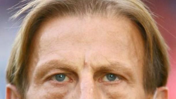 Christoph Daum zwei Spiele gesperrt