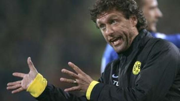 Dortmunds Kampf gegen den Absturz
