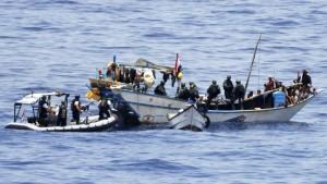 Niederländer befreien Geiseln - Belgisches Schiff gekapert