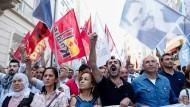 Aufstände gegen die Regierung