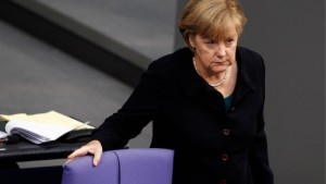 Merkel meidet Festlegung auf Kanzlermehrheit