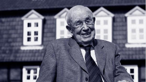 Firmengründer Fritz Sennheiser gestorben