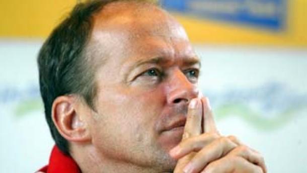 Skisprung-Bundestrainer Wolfgang Steiert entlassen