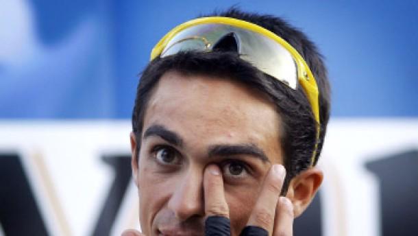 Contador: Habe die Tour auf saubere Weise gewonnen
