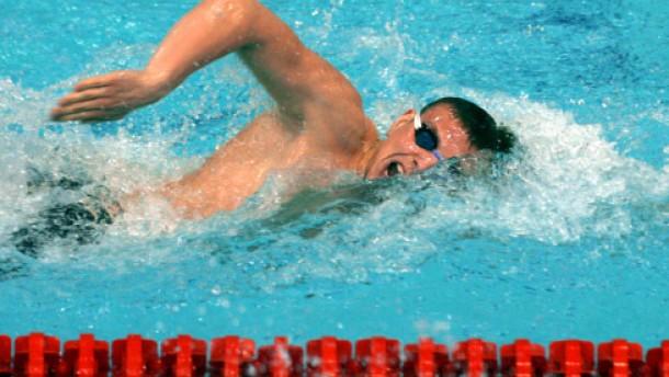 Zwei Titel für deutsche Schwimmer