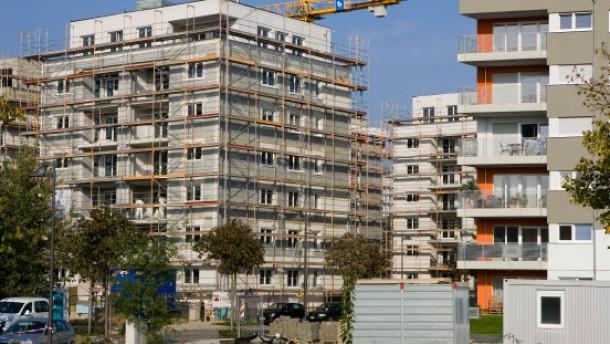 Preise für Wohnimmobilien sind stabil