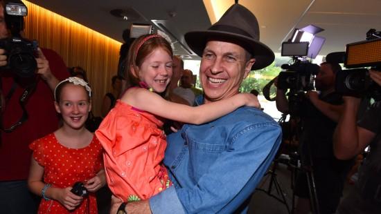 Freigelassener Journalist zurück in Australien