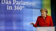 Merkel: Keine Einigung beim EEG