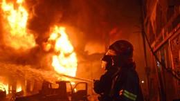 Dutzende Tote bei Brandkatastrophe