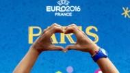 Frankreich vor dem Eröffnungsspiel