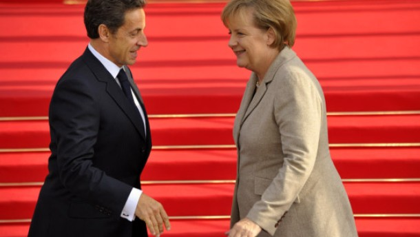 Diplomatie in Deauville