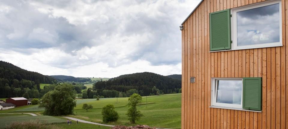 Neue Hauser 2 Schwarzwaldhaus Mit Hartem Kern Neue Hauser Faz
