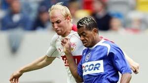 Bremen und Stuttgart im Ligapokal-Halbfinale