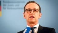 Justizminister Maas will schnelle Umsetzung der Mietpreisbremse