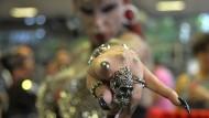 Krasse Körperkunst in Kolumbien