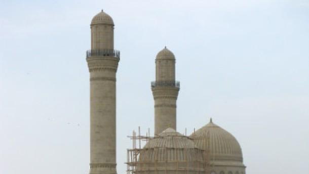 Pläne für eine zweite Moschee